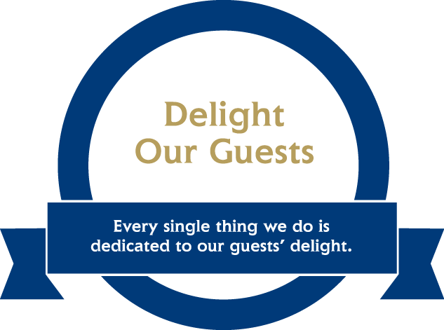 Delight our guests